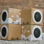 OrigAudio Self-Powered Speakers