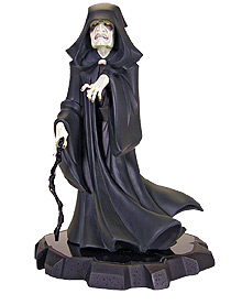 Animated Palpatine Maquette