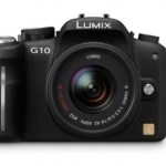 Panasonic announces Lumix DMC-G10