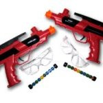 Patriot Paintball Gun Twin Pack