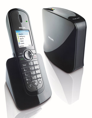 Philip's VOIP841 with DECT technology
