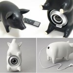 Pig Speakers get a classy touch