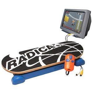Plug & Play Skateboard