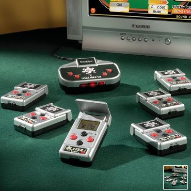 Wireless Multi-Player Poker Game