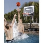 Pool To Pavement Basketball Hoop