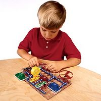 100 Project Snap Together Circuitboard Kit