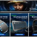 Razer offers Starcraft II themed peripherals