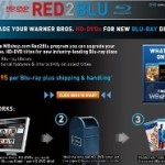 Red2Blu program exchanges obsolete HD DVD for Blu-ray
