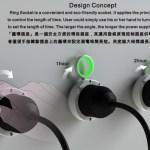 Ring Socket Power Plug