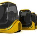 Robotic Taxi Service
