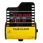 Roll Film Clock