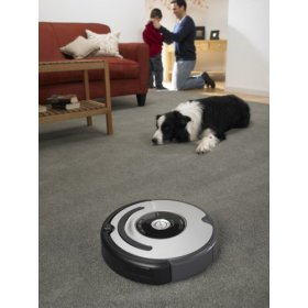 Roomba Vacuuming Robot