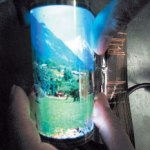 Samsung Bendable OLED prototype