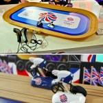 Scalextric Velodrome Racing Set for Slot Car Bikes
