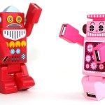 Lovable Robot USB Hubs