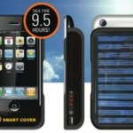 Smart Cover charges iPhones and the iPod Touch