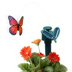 Solar Butterfly flits around endlessly