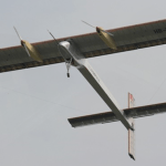 Solar Powered plane stays airborne for 26 hours