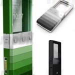 Sony Ericsson's Kiki has Transparent Screen