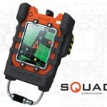 Squad Positioning System for Firefighters
