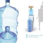 The Stackable Water Bottle