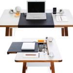 The StudioDesk designed for laptop users