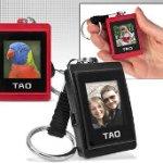 Tao Digital Photo Keychains