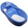Cleanwater Infant Bath Tub with Digital Thermometer