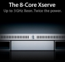 New Apple Xserve:  First 8 Core Verson