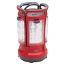 The Coleman LED Quad Lantern splits into four lights