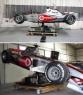 F1Showcar Motion Simulator uses Real Race Car
