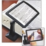 Hands Free Magnifying Screen