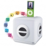 The color changing iHome iH15W iPod dock