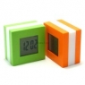Motion sensor alarm clock