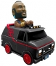 Mr T Bobble Head Van