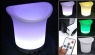 LED Color Changing Ice Bucket with Remote Control