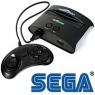 Sega Mega Drive Twin Player Console