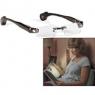 Tortoise Lighted Reading Glasses 2.5x