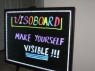 VisoBoard makes you more...visible