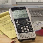 Texas Instruments ready to rock new school year with TI-Nspire with Touchpad graphing calculator