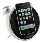 Tick Tock iPhone Alarm Clock