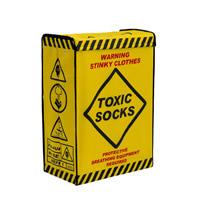 toxic bin