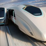 In the future, there could be moving train stations