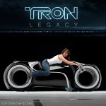 Parker Brothers Choppers makes Tron Light Cycle