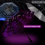 Twilight Umbrella to offer a starry night even when it rains