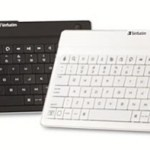 Verbatim Ultra-Slim Bluetooth Keyboard for tablets