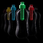 Water Bobble has built-in filter