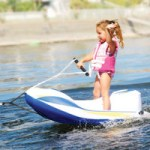 Children's Water Ski Trainer