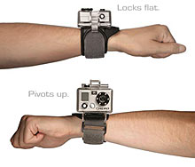 Waterproof Digital Wrist Camera