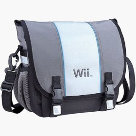 Wii Messenger Bag